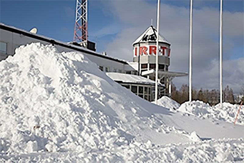 Our global headquarters in Helsinki, Finland