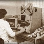 "Hannu's brother, John, in 1987 editing the first 7 ""Super Book"" episodes of the 52-part series that was aired to nearly 300 million people in the Soviet Union over the largest National TV network. This was called the miracle of the century."
