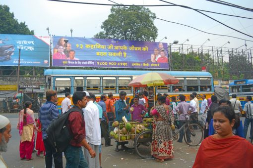 Life-changing stories were featured in newspapers, prime time TV and radio programs and throughout the city billboards, bus ads. The Gospel was proclaimed visibly and loudly to millions of Calcuttans and people in West Bengal.