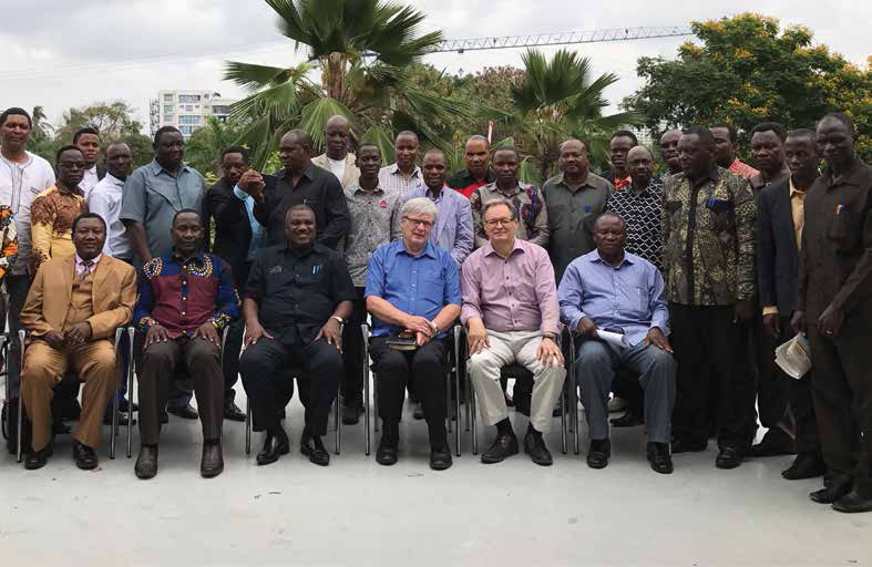 East Africa Dar es Salaam