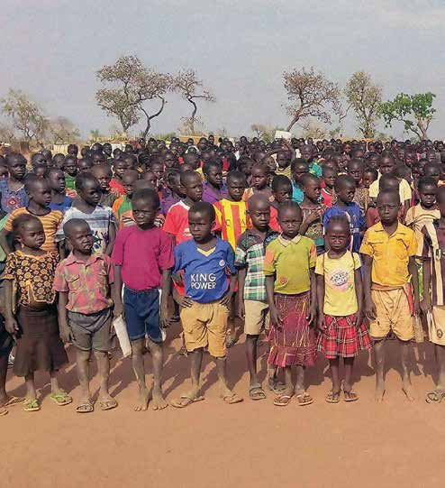Juba Children