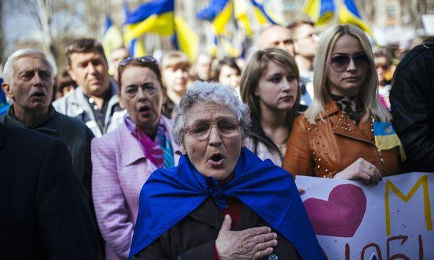 Ukrainian-lady