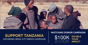 Support Tanzania MCM Campaign