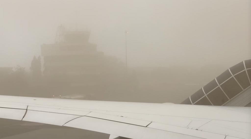 Sandstorm Kilimanjaro
