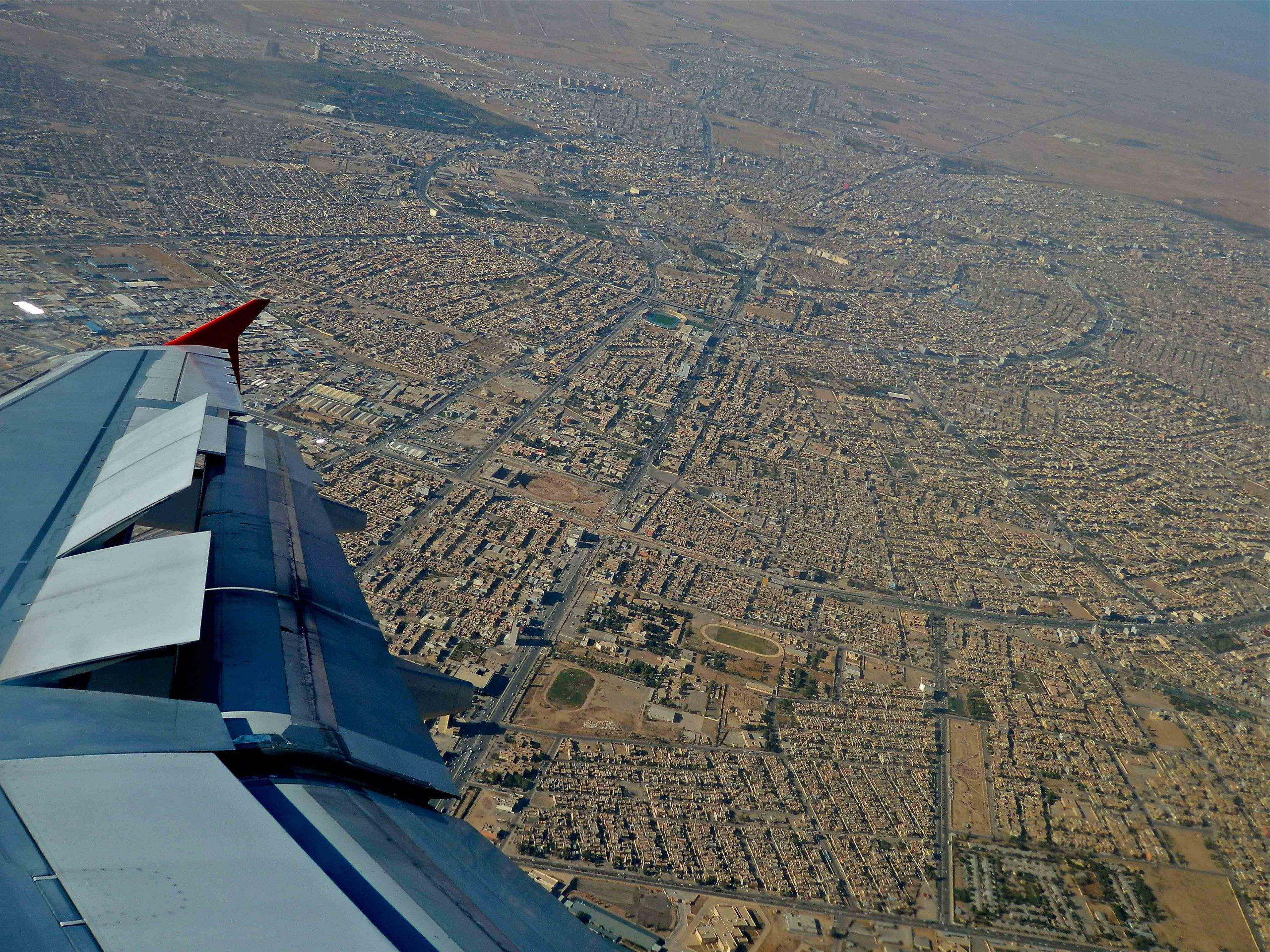 ERBIL, NORTHERN IRAQ